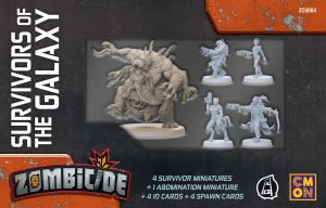 Zombicide: Invader - Survivors of the Galaxy